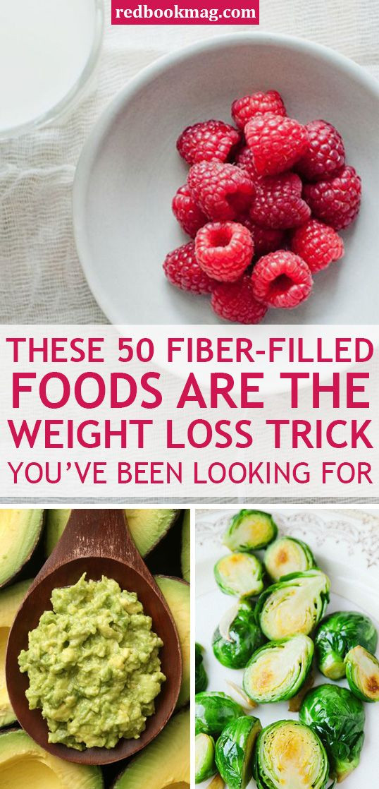 High Fiber Recipes For Weight Loss  These 55 Fiber Filled Foods Are the Weight Loss Trick You