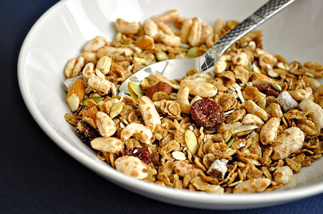 High Fibre Breakfast Cereals  8 Homemade High Fiber Cereals