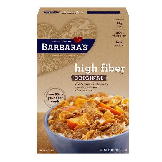 High Fibre Breakfast Cereals  High Fiber Original