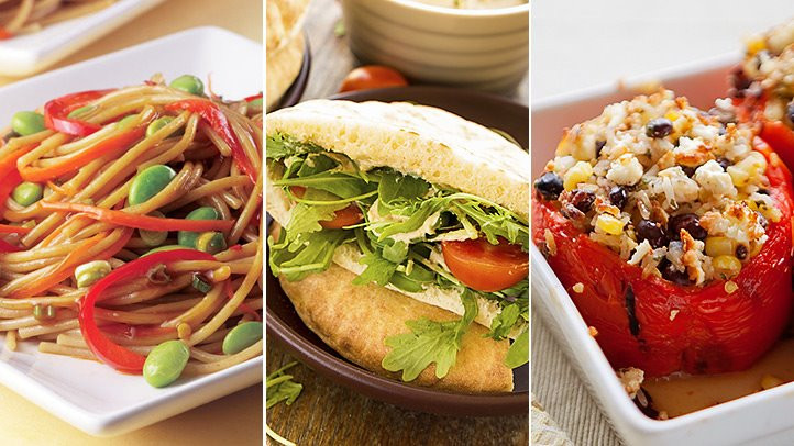 High Protein Dinner  10 High Protein Dinner Recipes No Meat Required
