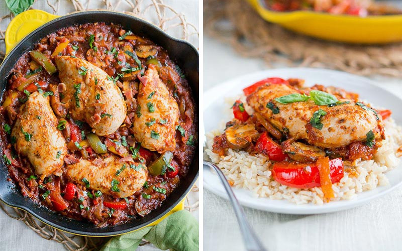 High Protein Dinner  43 Best High Protein Recipes That Anyone Can Cook