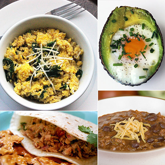 High Protein Dinner  High protein meals recipes how much should dogs eat body
