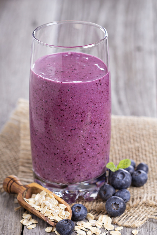 High Protein Smoothie Recipes  Blueberry Tofu High Protein Smoothie All Nutribullet Recipes