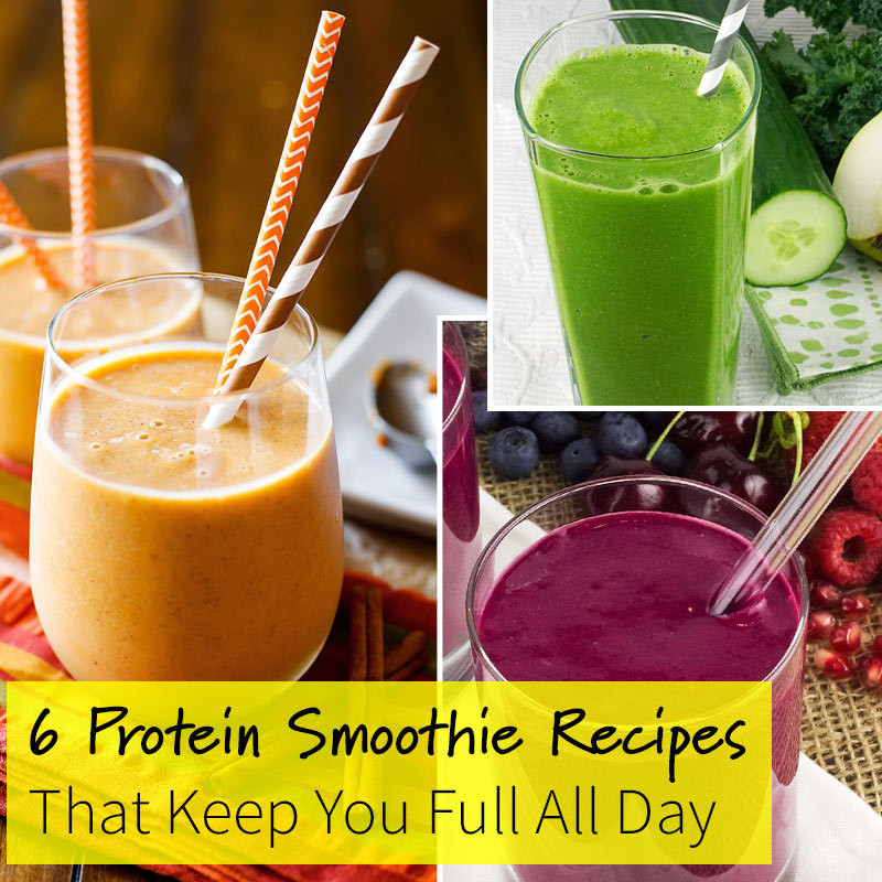 High Protein Smoothie Recipes  High Protein Smoothies Recipes For Weight Loss customnews