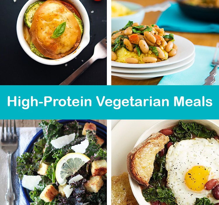 High Protein Vegetarian Meals  81 High Protein Ve arian Recipes That Can Be Easily Made