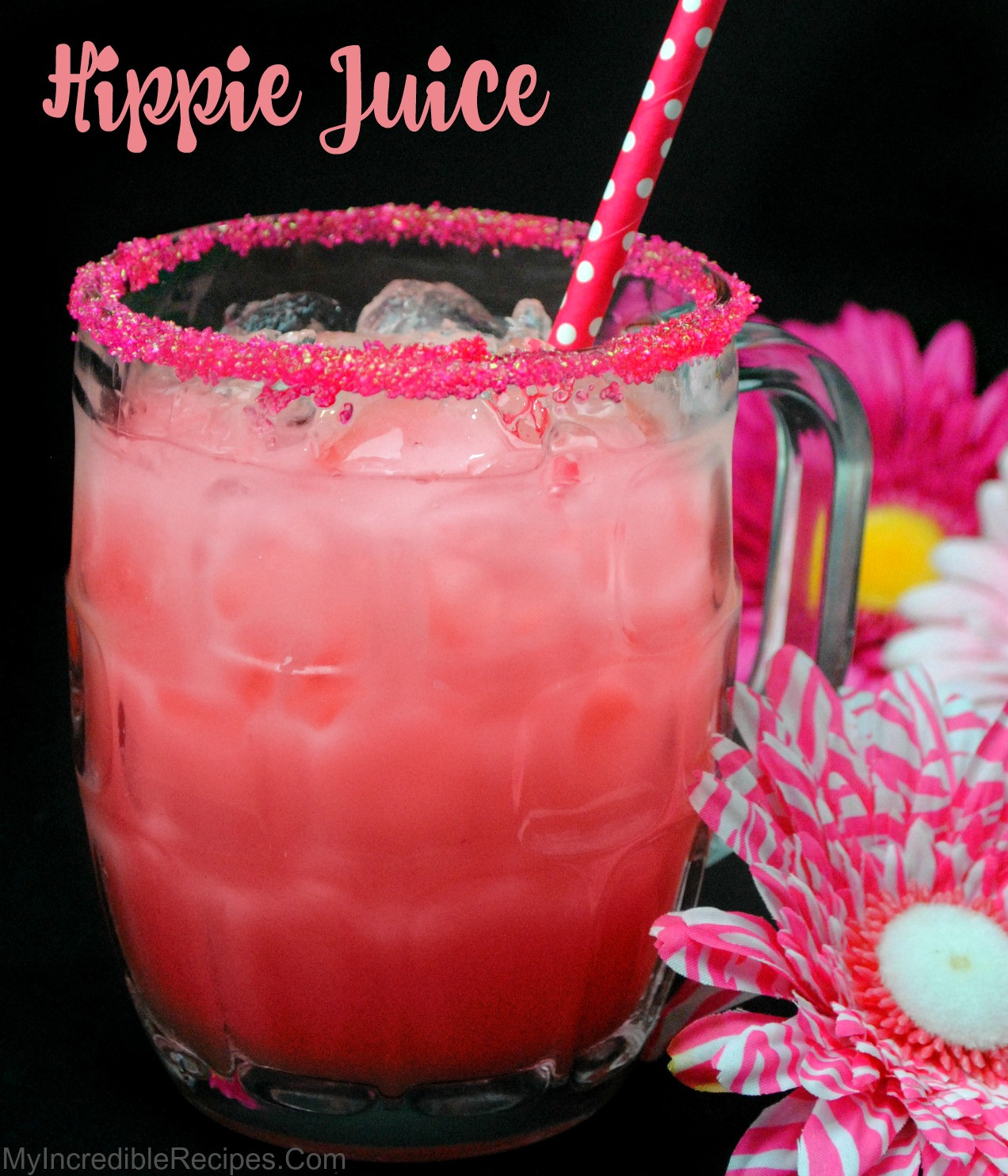 Hippie Juice Recipe  HIPPIE JUICE