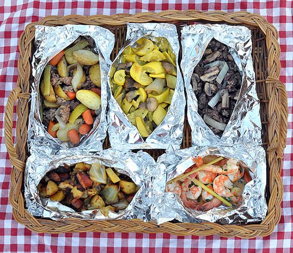 Hobo Dinner On Grill  Grilling recipes made easier