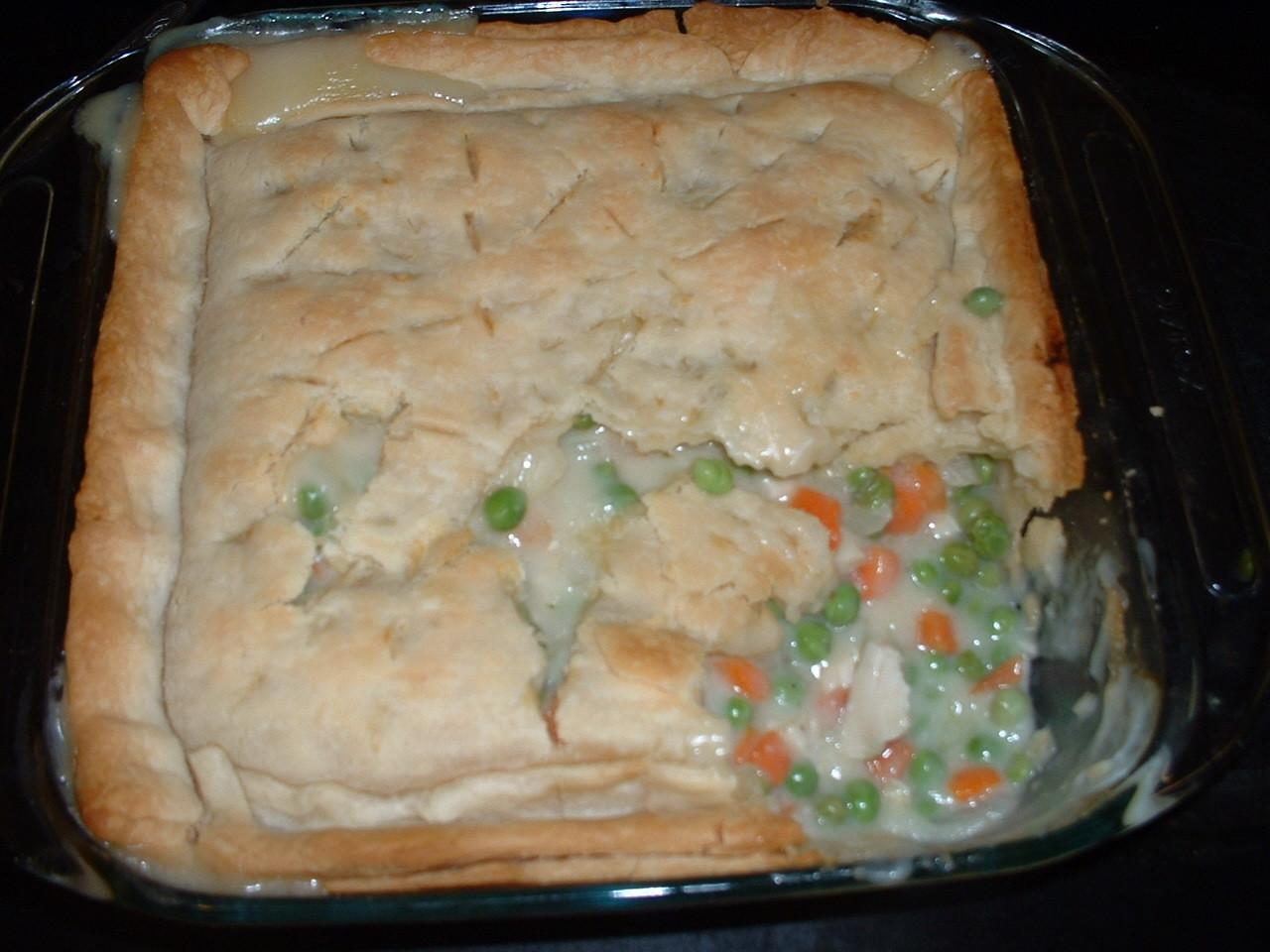 Home Made Chicken Pot Pie  Homemade Chicken Pot Pie Twin Cities Frugal Mom