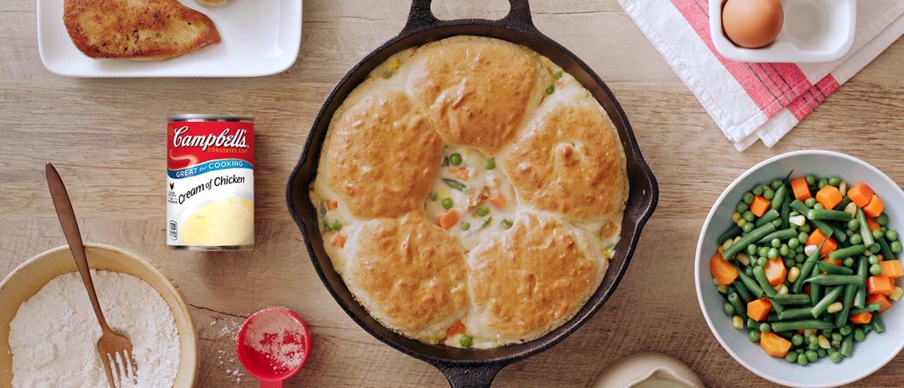Home Made Chicken Pot Pie  Easy Chicken Pot Pie Recipe