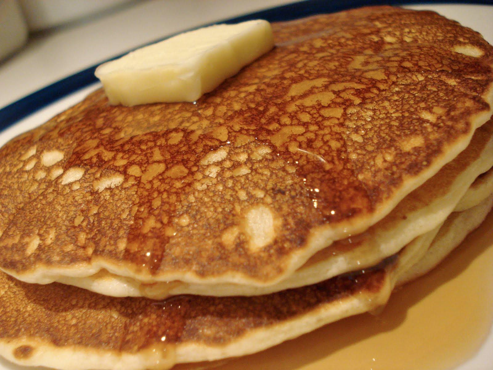 Home Made Pancakes  Near to Nothing Homemade Pancake Mix
