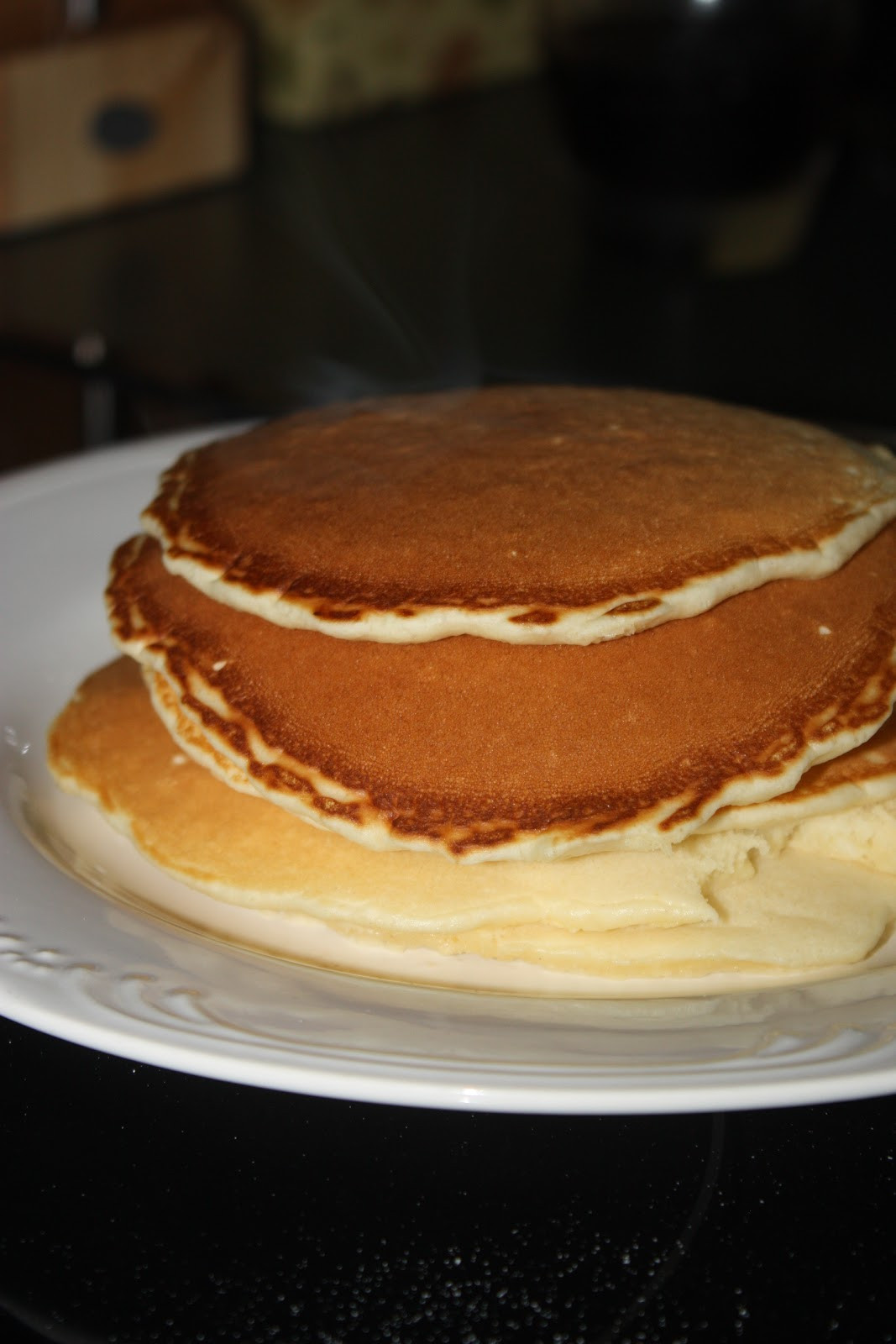 Home Made Pancakes  Homemade Pancakes Mostly Homemade Mom