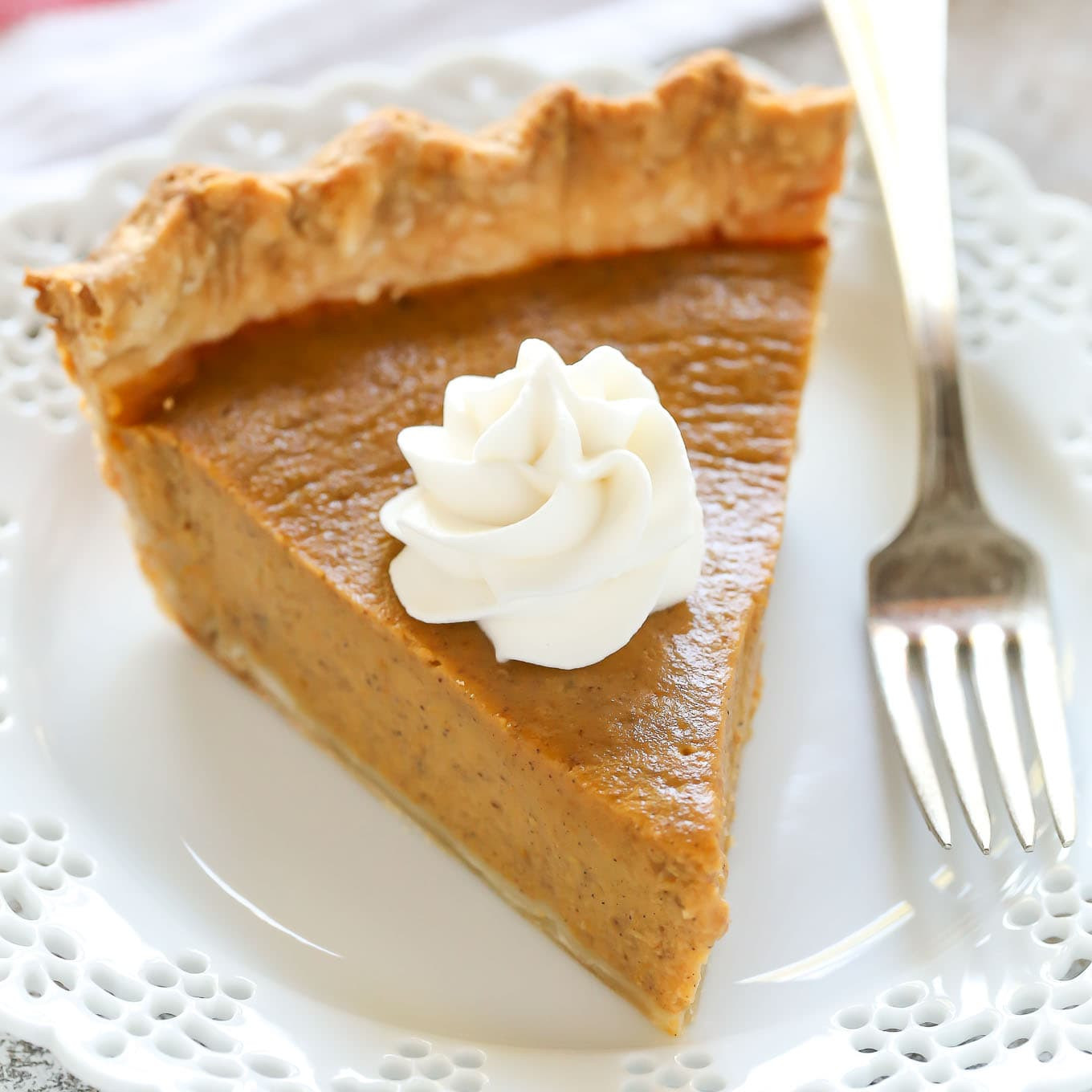 Home Made Pumpkin Pie  Pumpkin Pie Recipe