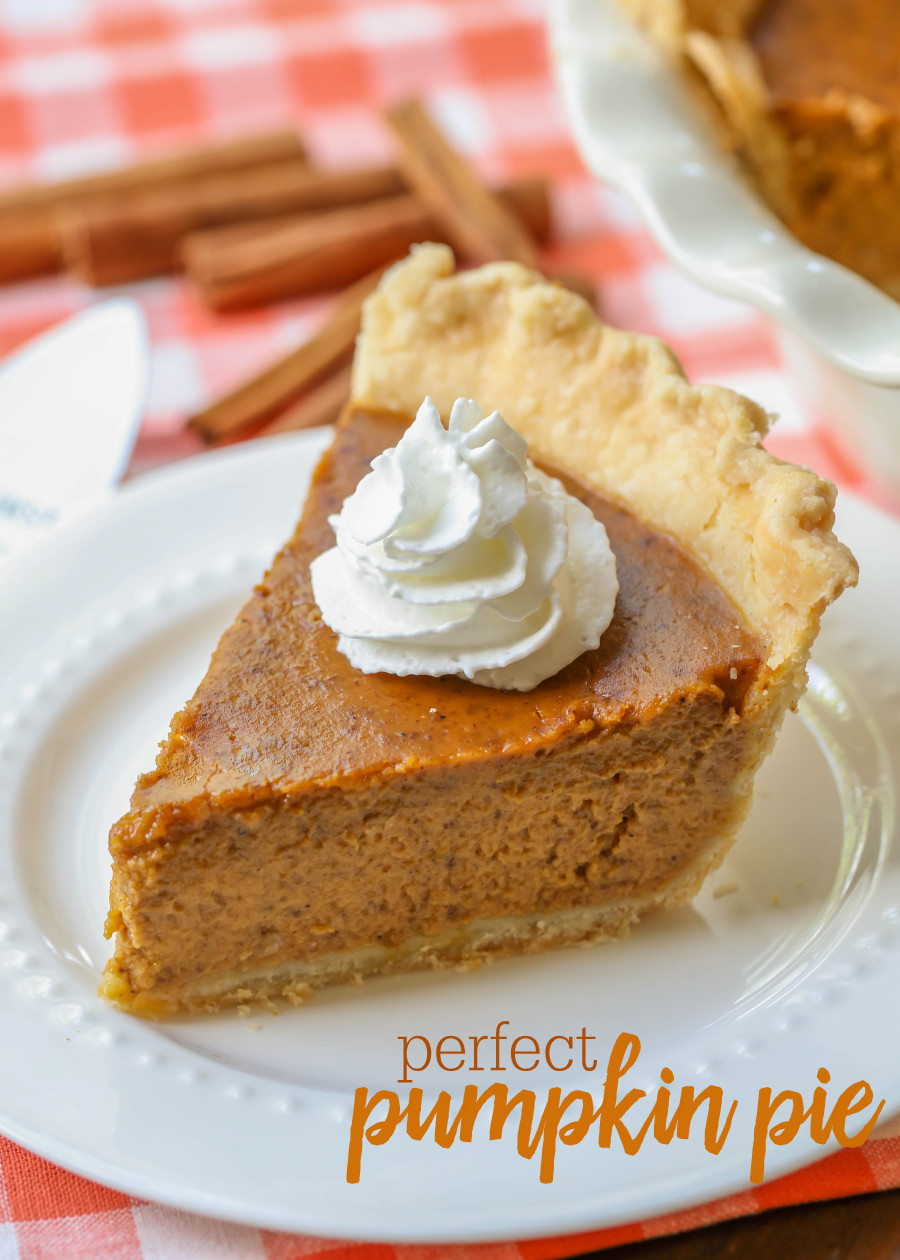 Home Made Pumpkin Pie  EASY Homemade Pumpkin Pie Recipe