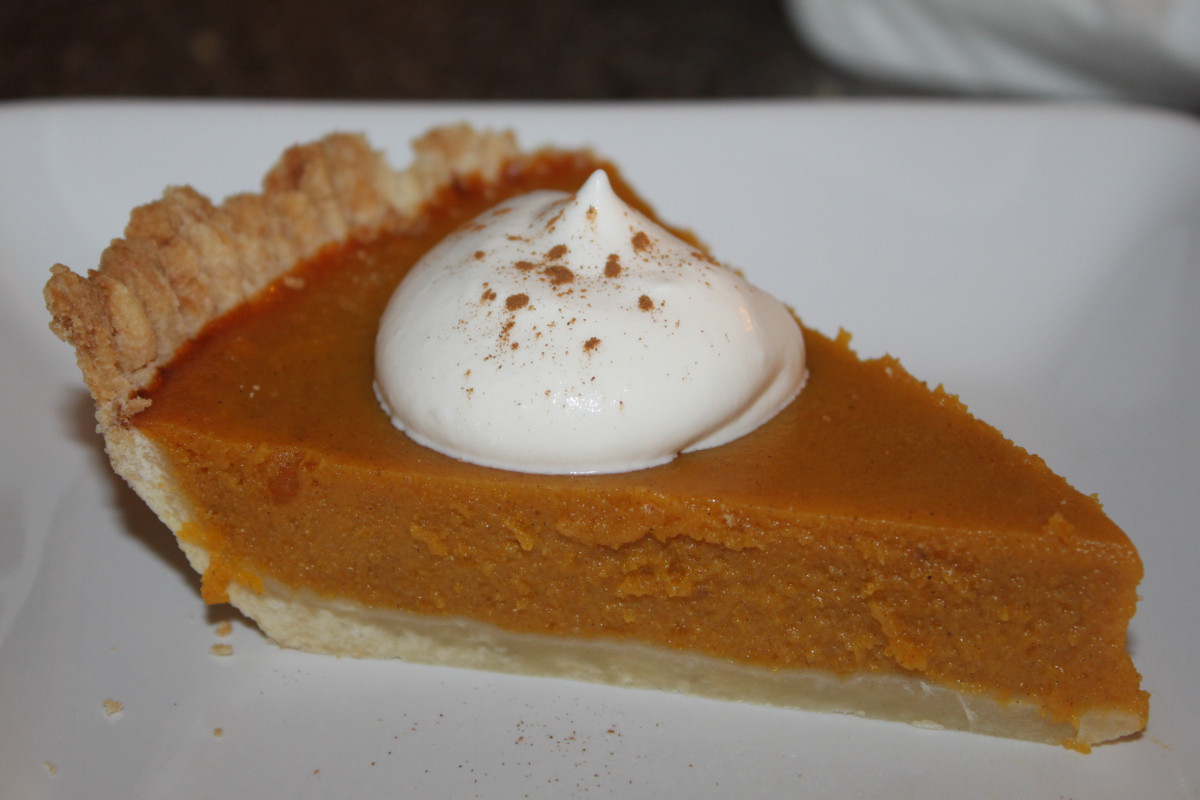 Home Made Pumpkin Pie  Homemade Pumpkin Pie Recipe – Including The Easiest Pie