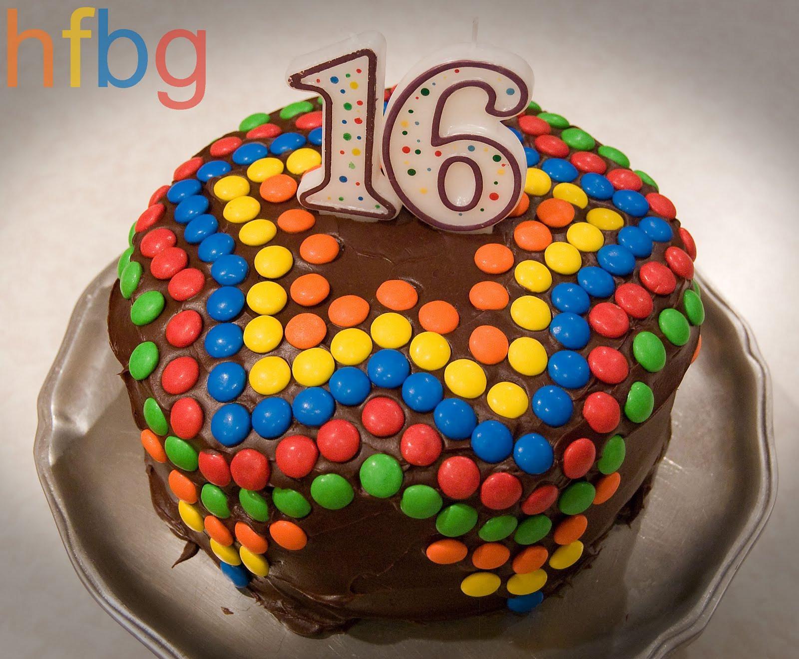 Homemade Birthday Cake Ideas  have fun be good Homemade Birthday Cake Part 2