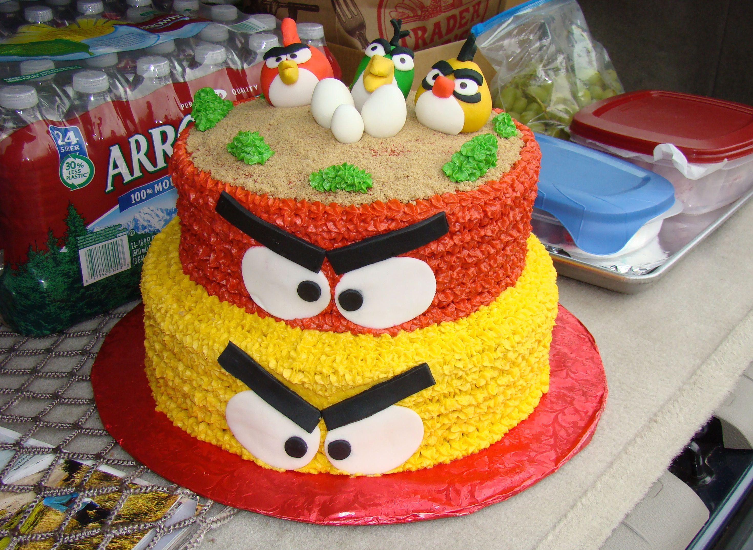 Homemade Birthday Cake Ideas  Homemade Cake Ideas For Boys