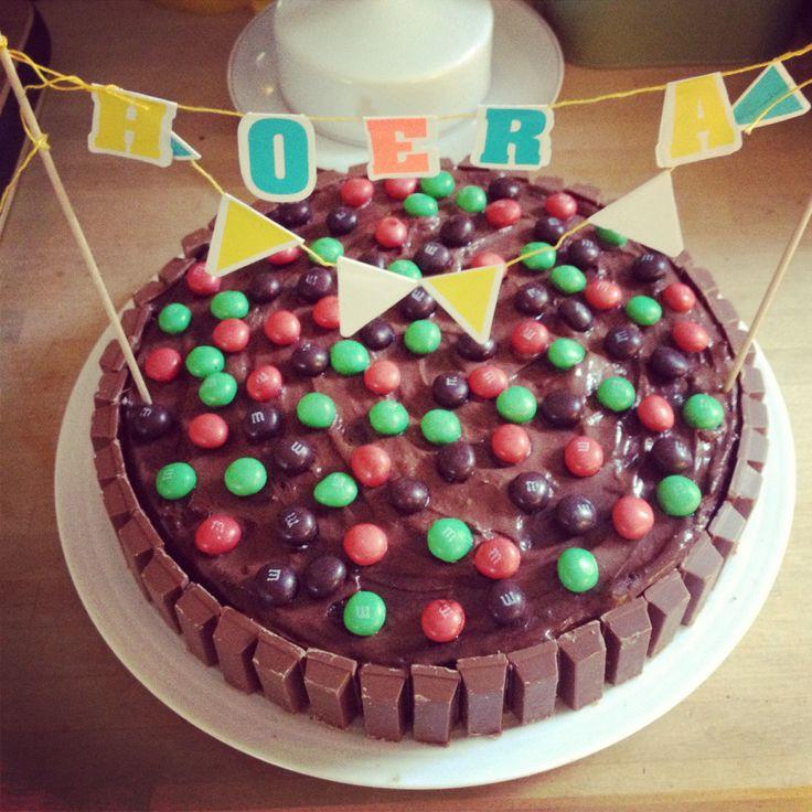 Homemade Birthday Cake Ideas  HOMEMADE BIRTHDAY CAKE Fomanda Gasa
