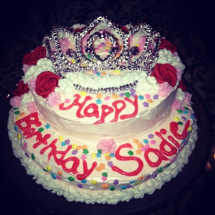 Homemade Birthday Cake Ideas  Homemade Princess Birthday Cake Ideas