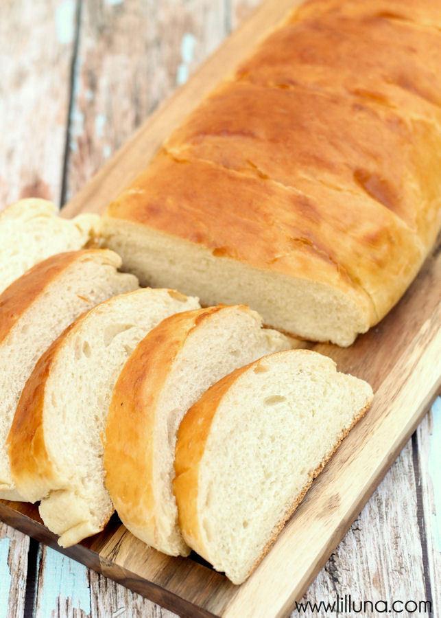 Homemade Bread Recipe  French Bread recipe