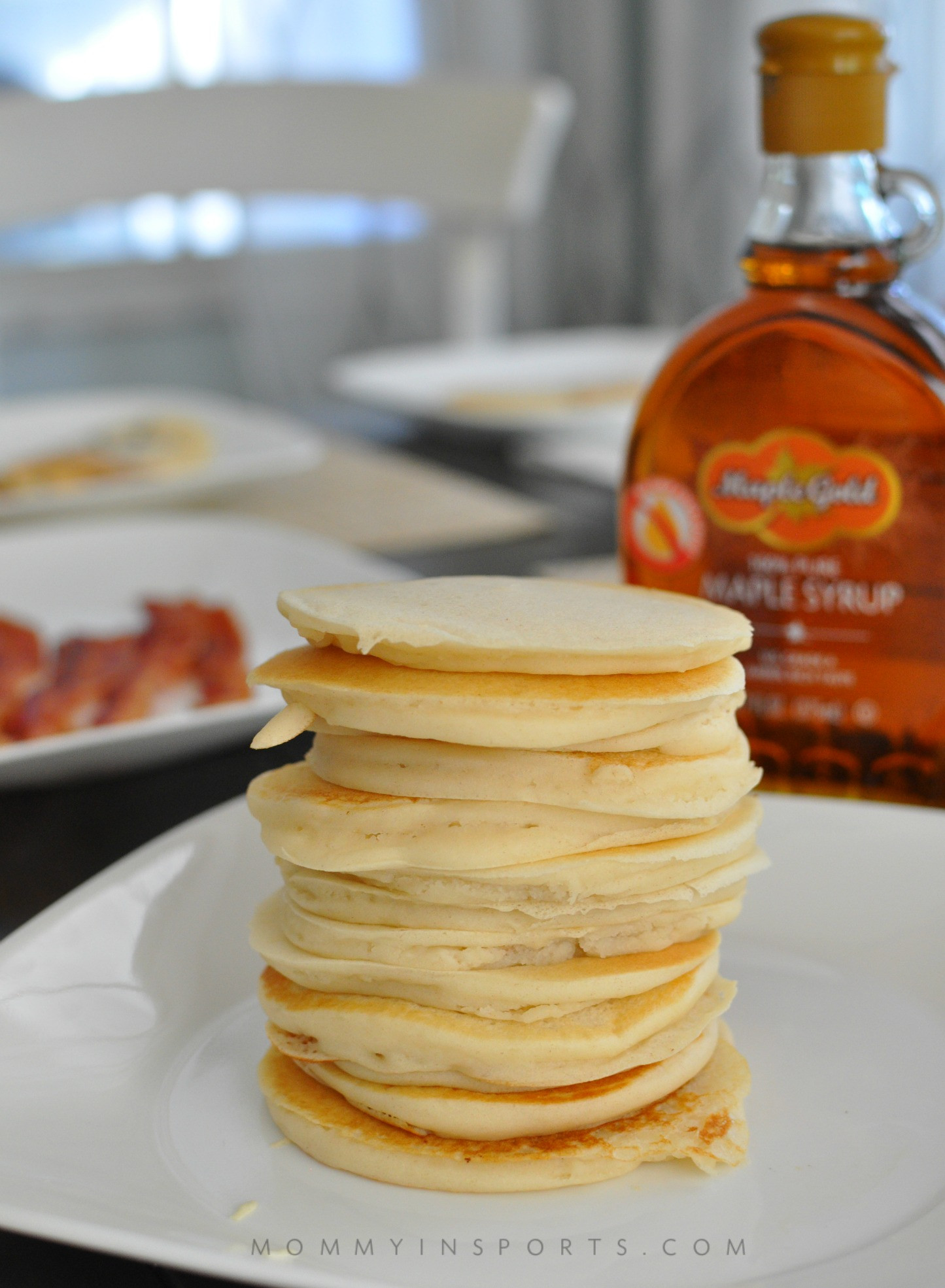 Homemade Buttermilk Pancakes  Make and Freeze Homemade Buttermilk Pancakes Kristen Hewitt