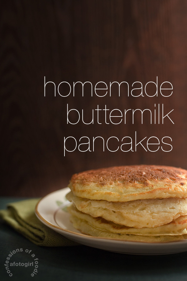 Homemade Buttermilk Pancakes  a breath sunday morning coffee & a bite easy homemade