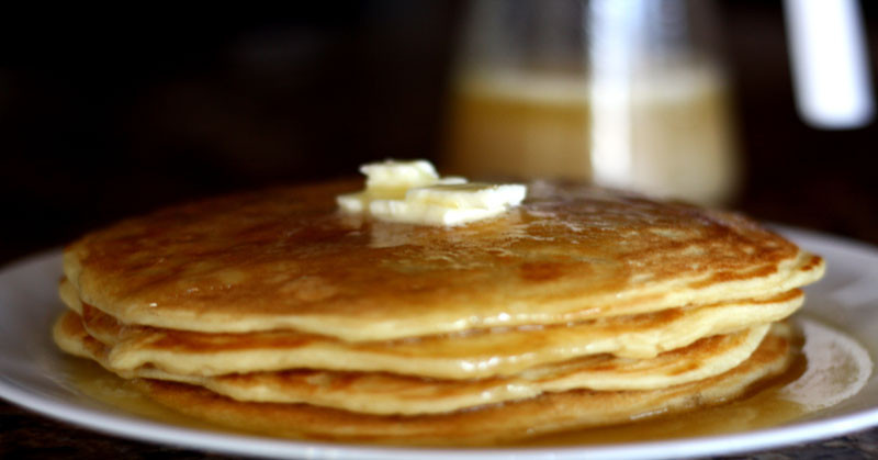 Homemade Buttermilk Pancakes  Easy Pancake Recipe That Freezes Well Freezer Meals