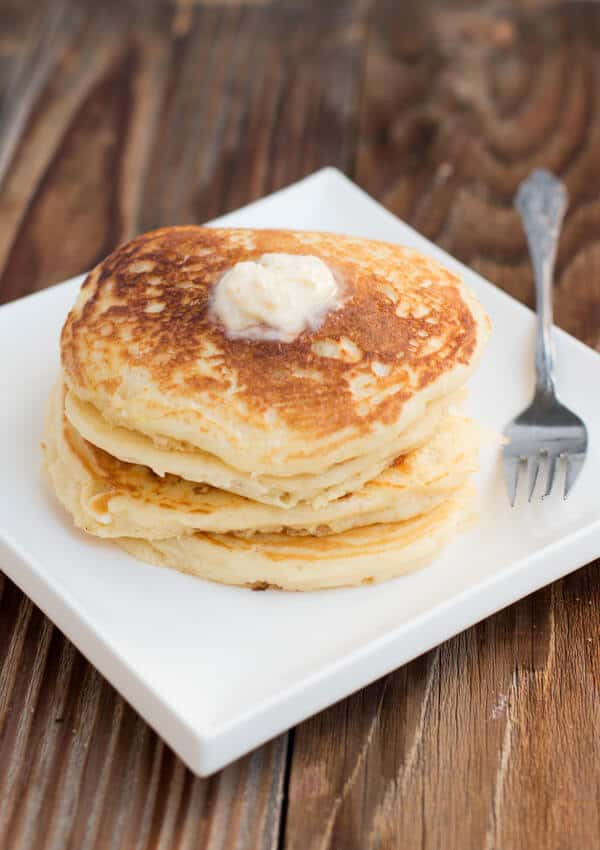 Homemade Buttermilk Pancakes  Melt in Your Mouth Buttermilk Pancakes Oh Sweet Basil