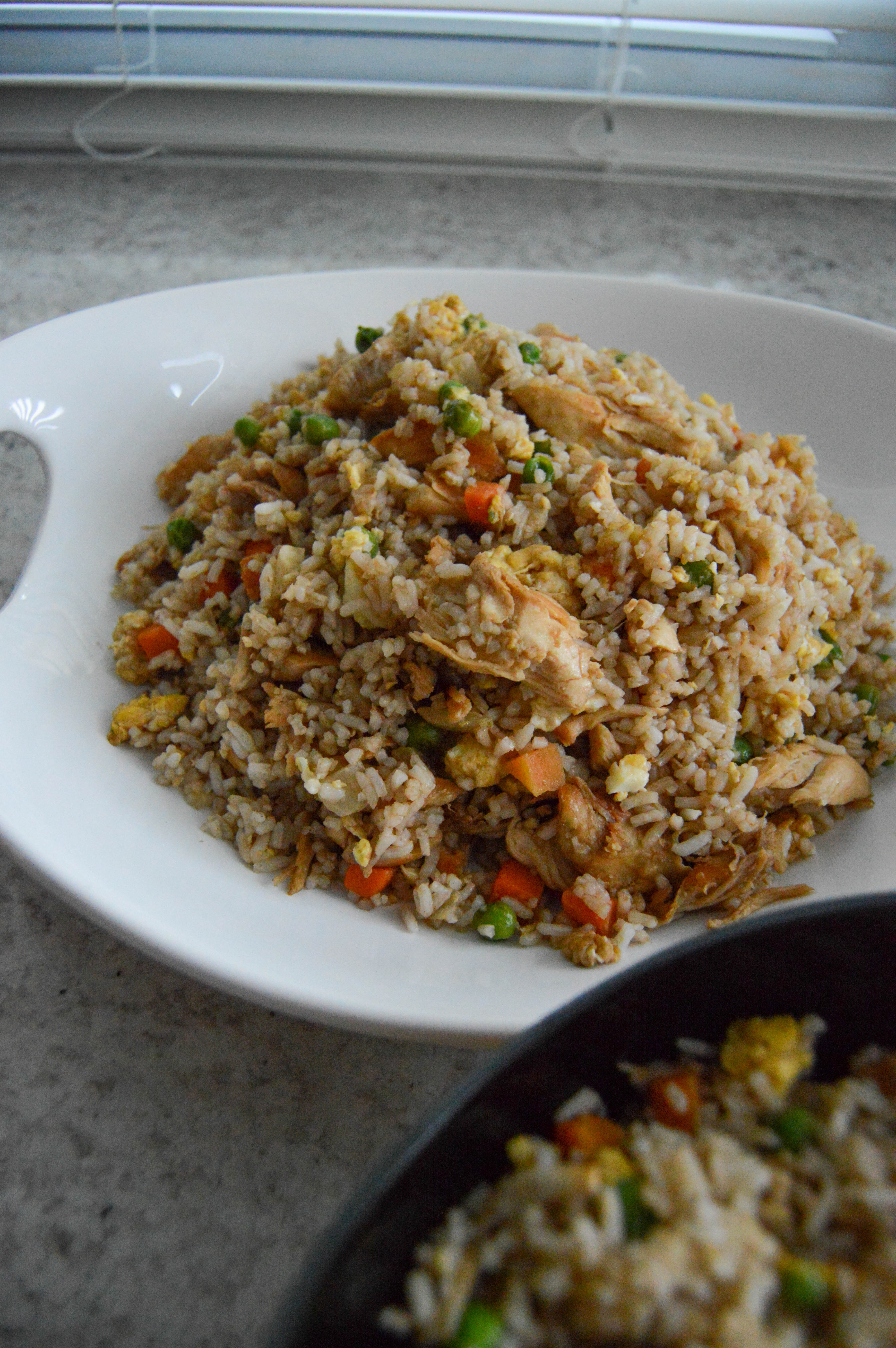 Homemade Chicken Fried Rice  homemade chicken fried rice easy recipes