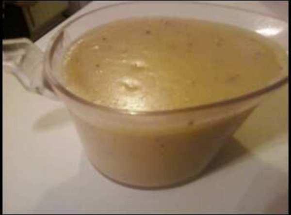 Homemade Chicken Gravy  Homemade Chicken Gravy Recipe