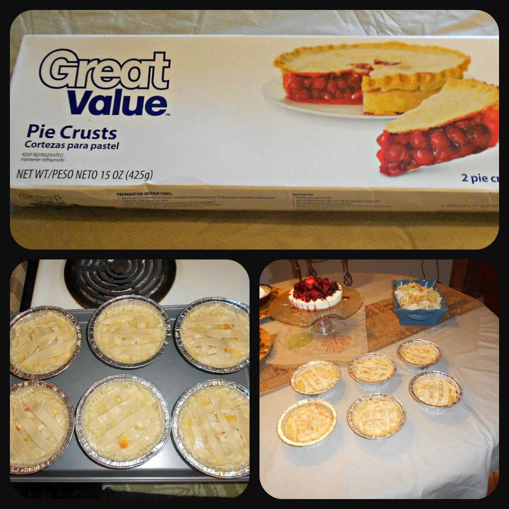 Homemade Chicken Pot Pie Crust  Easy Homemade Chicken Pies Use Puff Pastry or Pie Crust