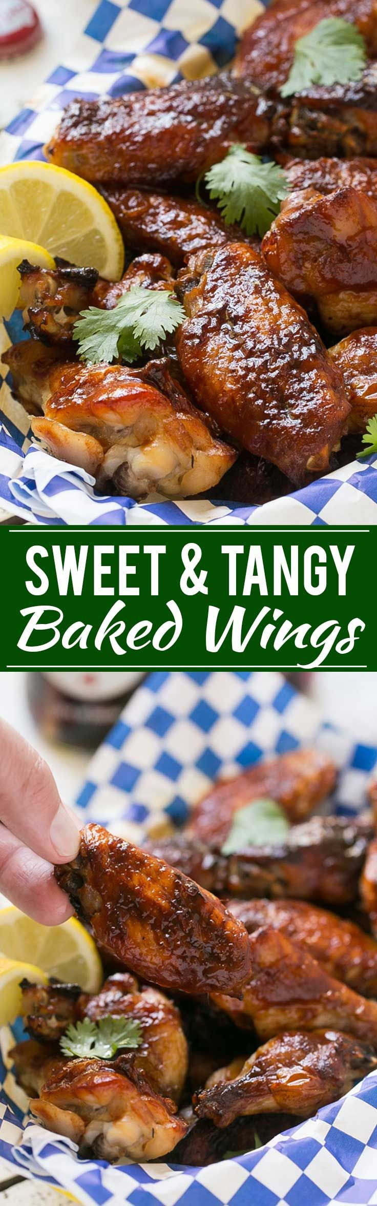 Homemade Chicken Wings  1000 ideas about Baked Turkey Wings on Pinterest