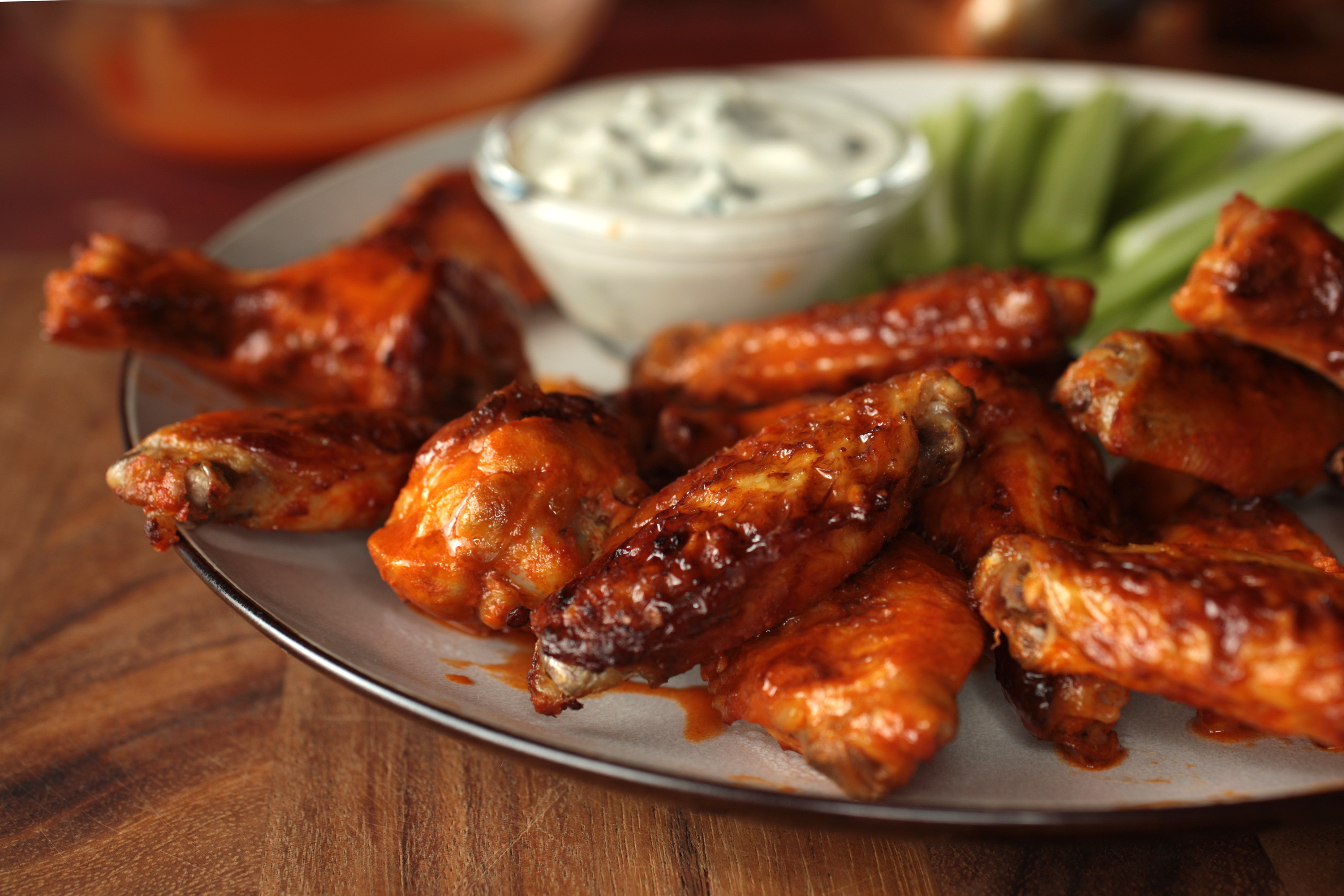 Homemade Chicken Wings  Easy Buffalo Wings Recipe CHOW