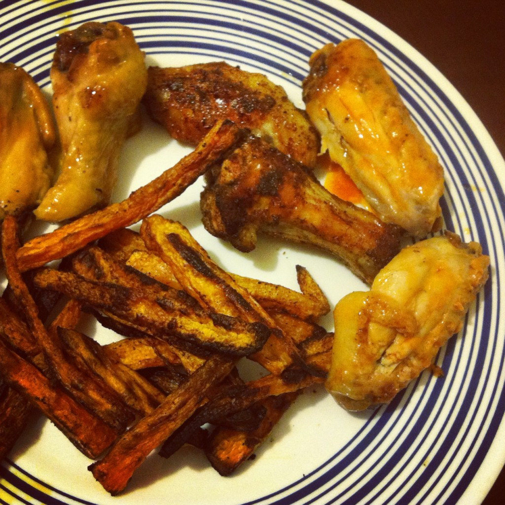 Homemade Chicken Wings  Homemade Chicken Wings 3 ways Pencils and Pancakes