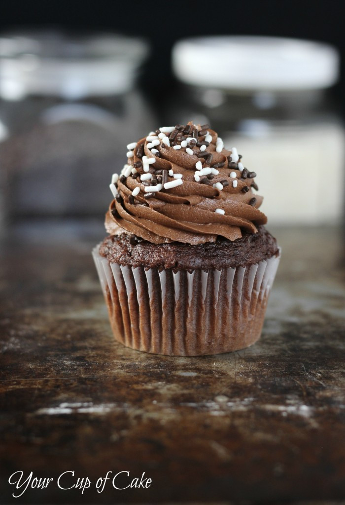 Homemade Chocolate Cupcakes  Easy Chocolate Cupcakes Your Cup of Cake