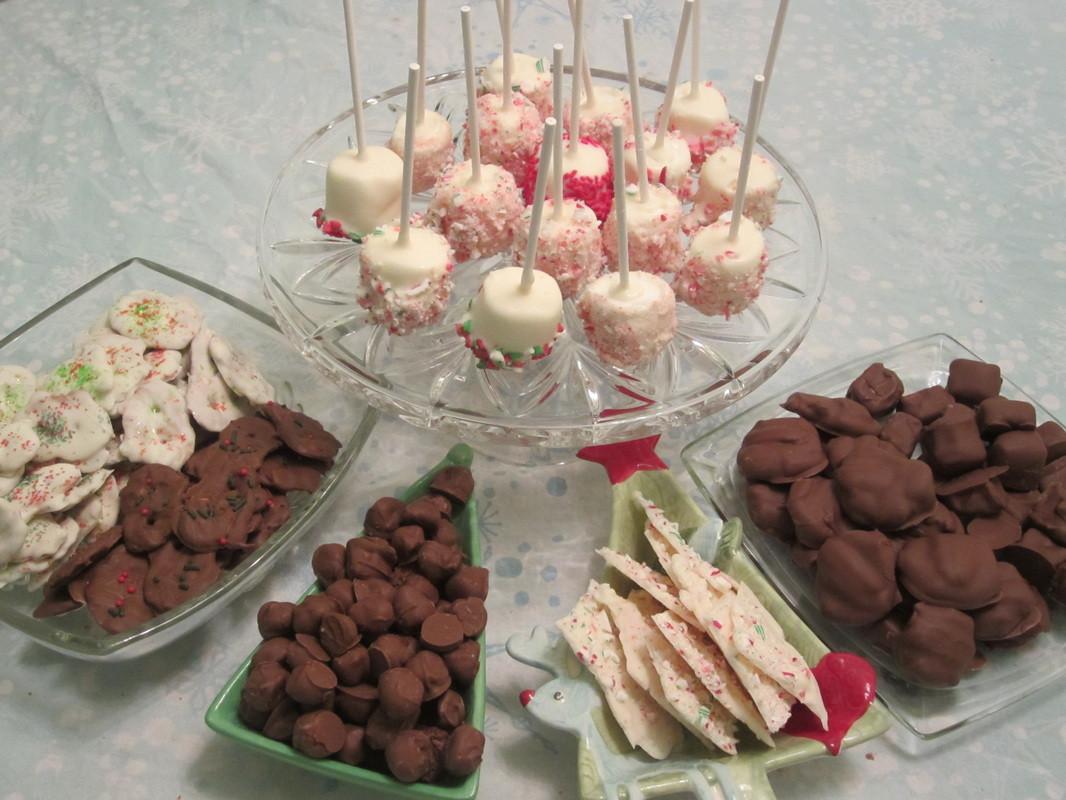 Homemade Christmas Candy  Homemade Christmas Candy HomeEc Home