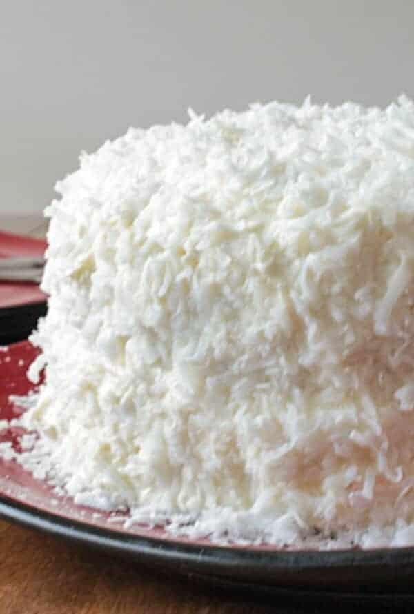 Homemade Coconut Cake Recipe  Homemade Coconut Cake