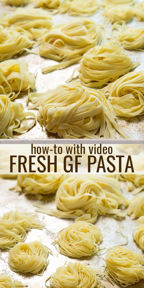 Homemade Gluten Free Pasta  Gluten Free Pasta Recipe great gluten free recipes that