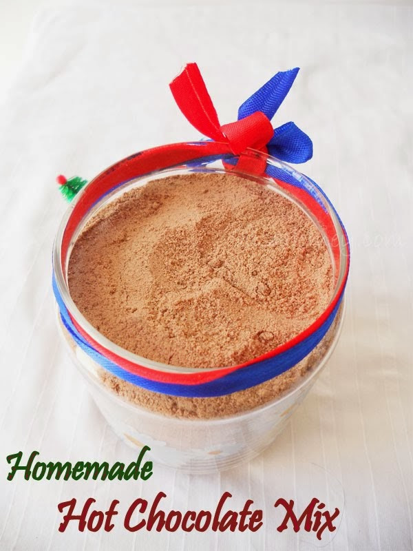 Homemade Hot Chocolate Mix  Homemade Hot Chocolate Mix Hot Cocoa Mix