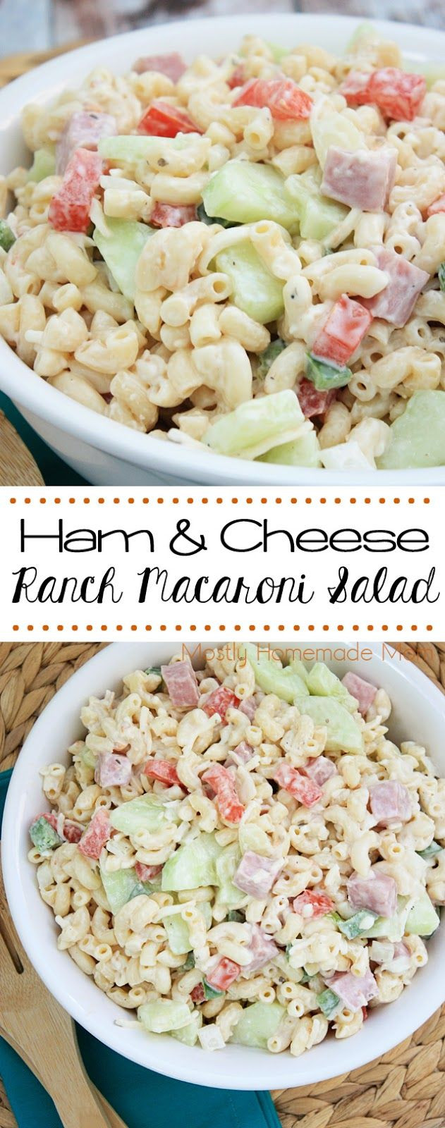 Homemade Macaroni Salad  25 best ideas about Macaroni salads on Pinterest