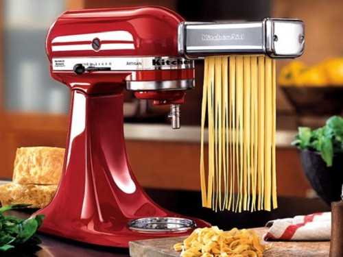 Homemade Pasta Kitchenaid  The Best Way to Find Best Pasta maker