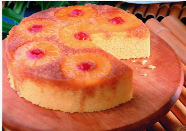 Homemade Pineapple Upside Down Cake  Pineapple Upside Down Cake