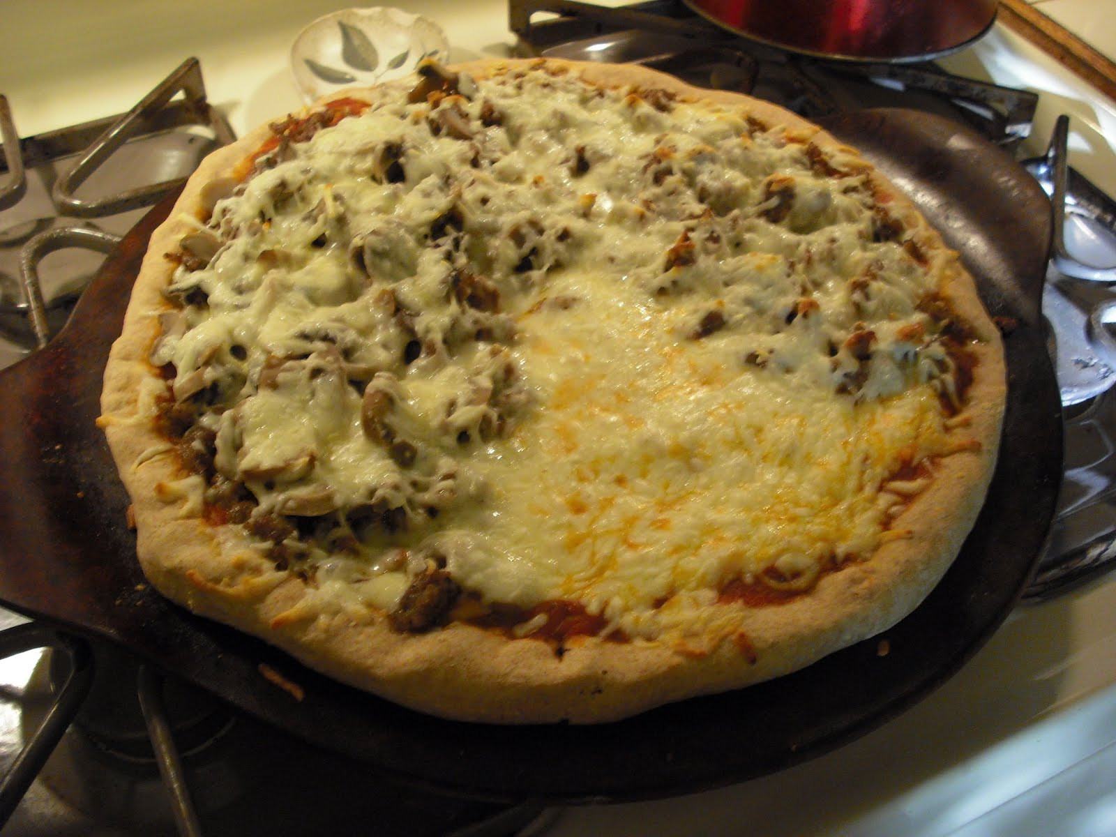 Homemade Pizza Dough Without Yeast  Homemade Pizza Crust Without Yeast Recipe