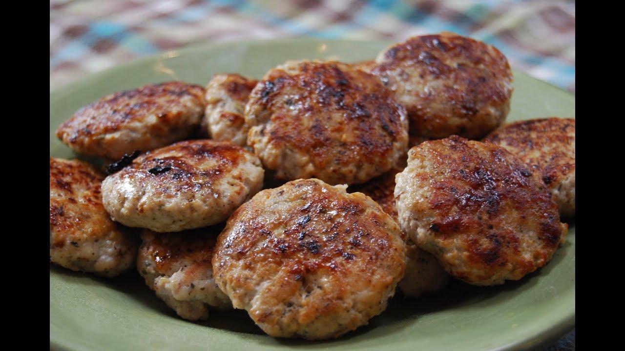 Homemade Pork Sausage  Fresh Ground Pork Breakfast Sausage