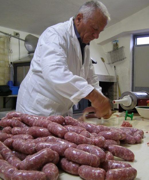 Homemade Pork Sausage  La Tavola Marche Meat Curing 101 Homemade Sausage & Salami