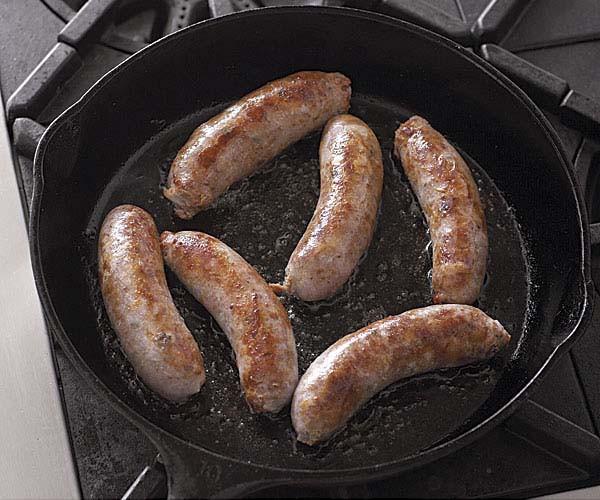 Homemade Pork Sausage  Sage and Red Wine Pork Sausage Recipe FineCooking