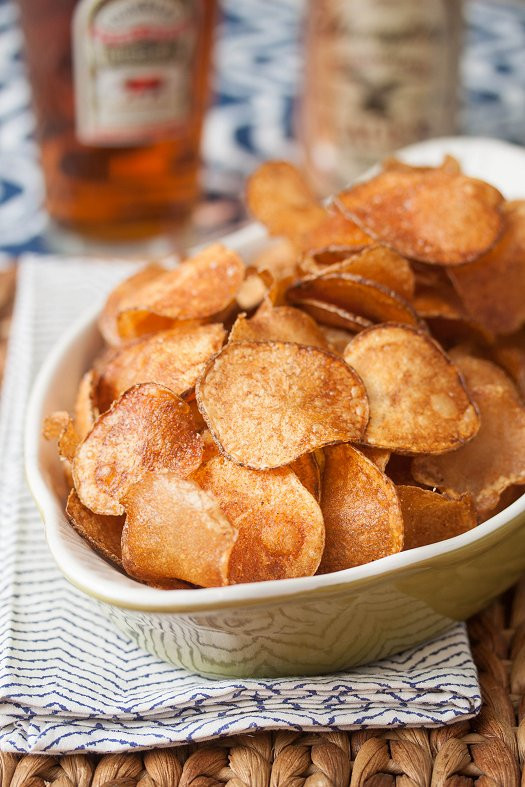 Homemade Potato Chips  Homemade Potato Chips Tide & Thyme