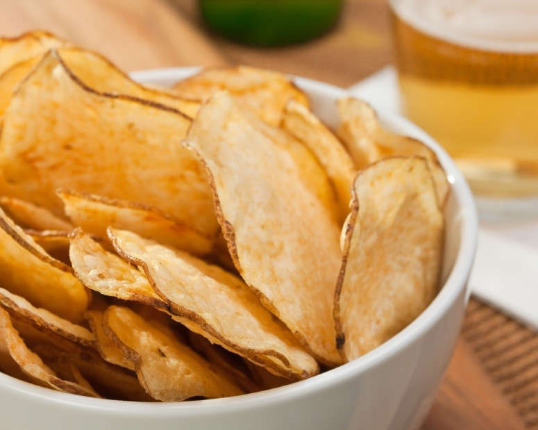 Homemade Potato Chips  How To Make Delicious Potato Chips At Home f The Grid News