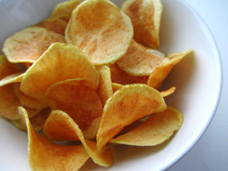 Homemade Potato Chips  Homemade Potato Chips