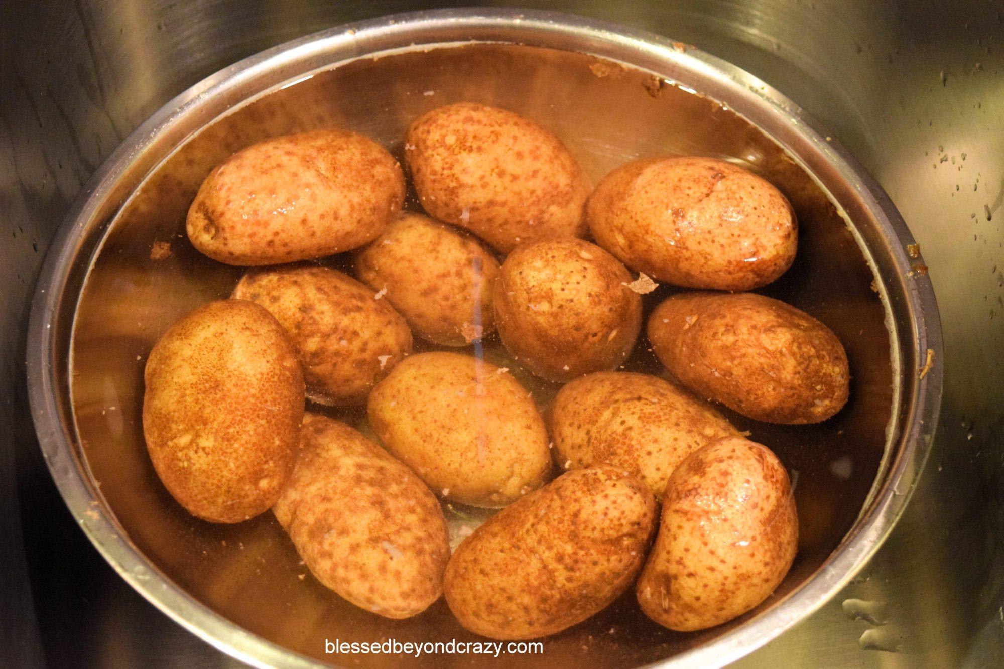 Homemade Potato Skins  Homemade Loaded Potato Skins