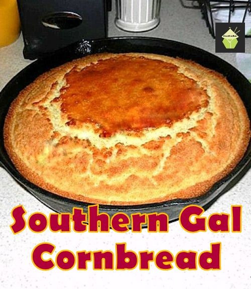 Homemade Southern Cornbread  Homemade Great recipes and Boxes on Pinterest